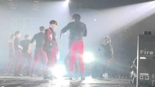 150110 Super Show 6 in Bangkok - ชักกระตุก