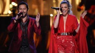 Rachel Platten & Diego Torres -  Siempre Estare Ahi (Latin Grammy)