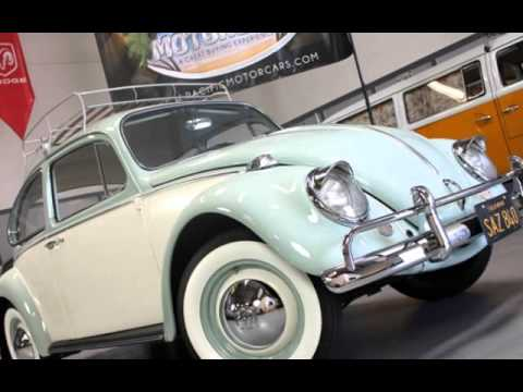1966 Volkswagen Beetle for sale in Gardena, CA