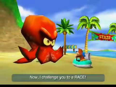 TAS Diddy Kong Racing N64 in 123:02 by xenos