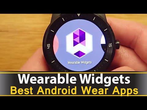 Wearable Widgets - Best Android Wear Apps Series