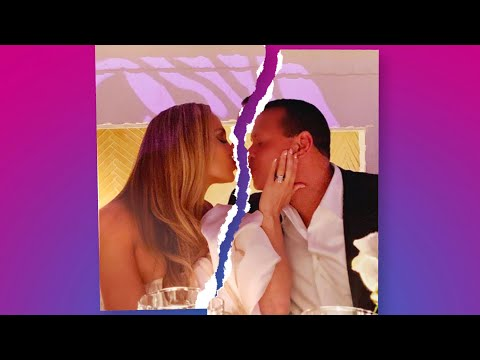 Jennifer Lopez Couldn't Get Past TRUST Issues and Broke Off Engagement to Alex Rodriguez (Source)