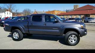 2010 Toyota Tacoma for Jeff