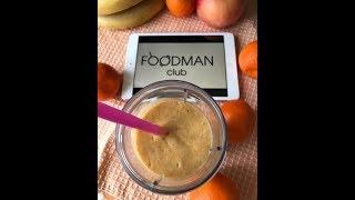 Смузи с овсянкой: рецепт от Foodman.club