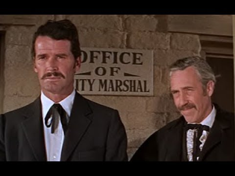 Hour Of The Gun (1967) - James Garner As Wyatt Earp