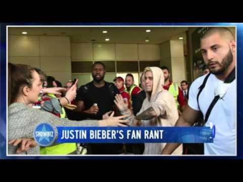 Denise Drysdale Tells It Straight On Justin Bieber