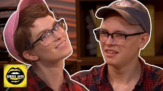 Always Open: Ep. 50 - When Cib Met Steven  | Rooster Teeth