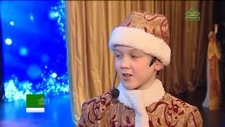Праздничное представление в честь Рождества в Ханты-Мансийске