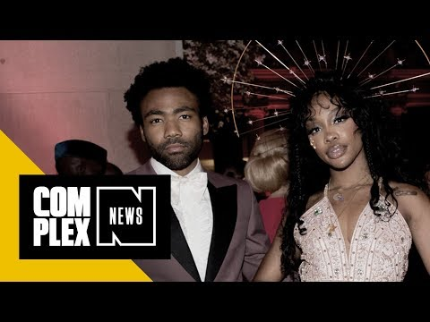 Donald Glover May Be Playing a Big Role in SZA's Next Music Video