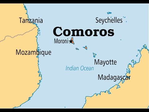 flags of comoros since 1963