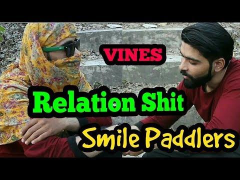 Relation-shit || smile paddlers || vines ||