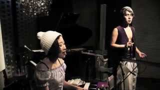 映画アラジンの「A Whole New World」をUEBOさんとYuReeNaさんが歌いま...