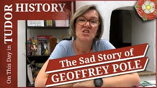 August 29 - The sad story of Geoffrey Pole