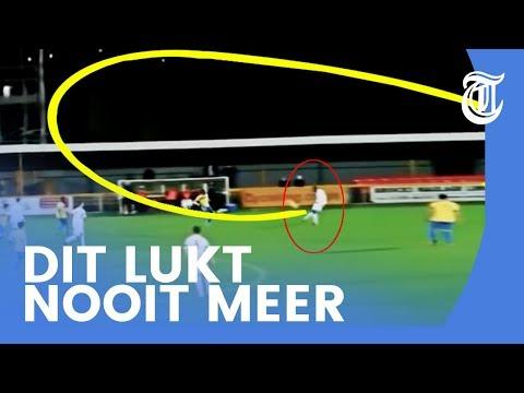 Briljant! De raarste goal ooit - DE VIJF
