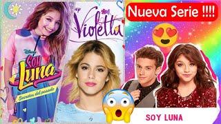 Conoce mas de SOY LUNA - Nueva propuesta de Disney Channel-