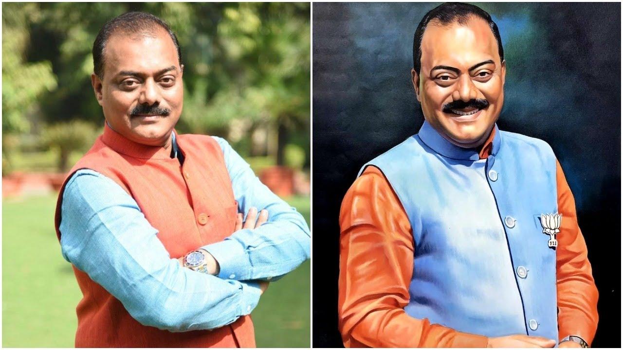 इंटरव्यू -  पत्रकार, नेता और फिर बीजेपी दिल्ली के मीडिया प्रमुख बने नवीन जी के संघर्ष की कहानी