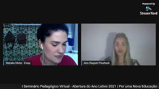 SEMINÁRIO DE ABERTURA DO ANO LETIVO - 2021