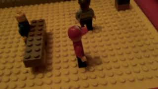 The Lego Gameshow part 1 : new people