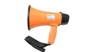 Ручной мегафон орало РМ-10СЗ оранжевый(, 2015-09-10T15:27:46.000Z)