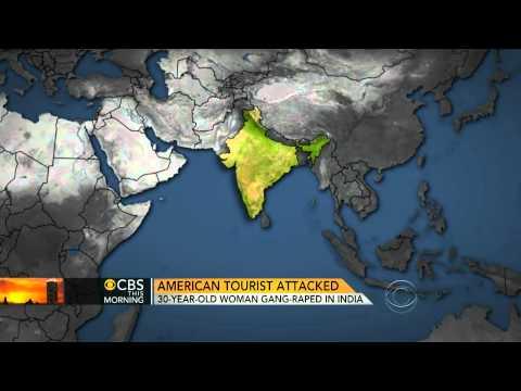 American Woman Gang-raped In India, Police Say