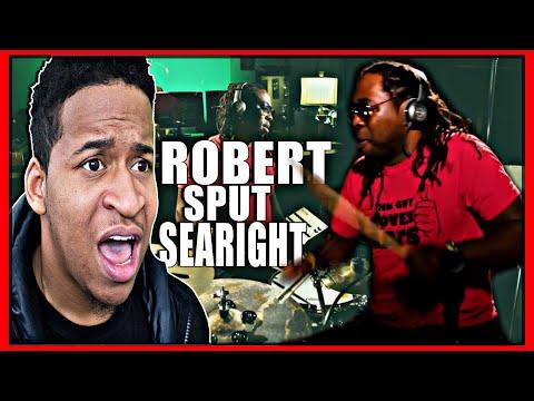 Drummer Reactions -Robert 'Sput' Searight - 동영상