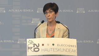 Gobierno Vasco avisa que personas contagiadas por Covid que voten cometerán un delito