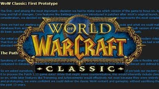 Official Classic Update After 7 Months!