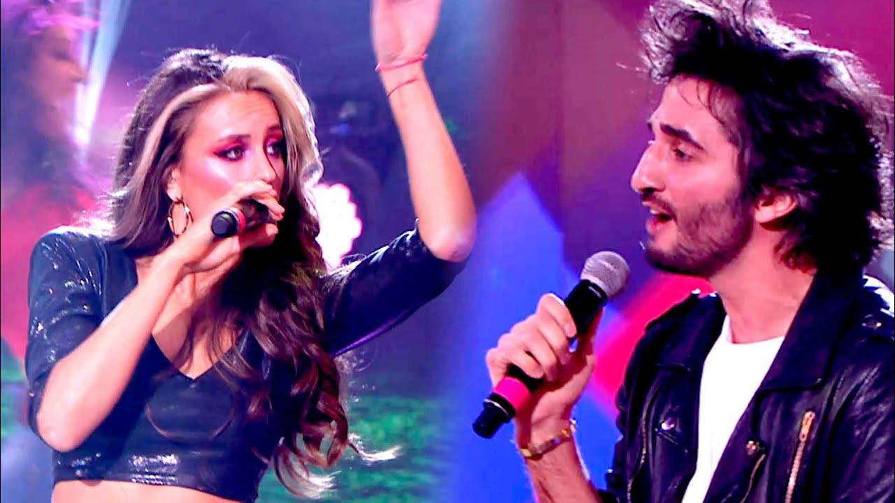 Melina Lezcano Y Juan Persico Debutaron En El Cantando Con Una Perfomance Muy Floja Via Pais