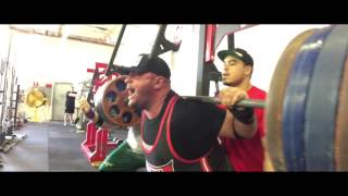 Push the Limits - Squats...and My Best Smart Phone Video | SuperTraining.TV