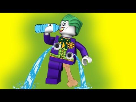 Лего мультики. Джокер - дед скелет. Мультфильмы для детей. Человек паук. Нсовые мультики 2017. - Cмотреть видео онлайн с youtube, скачать бесплатно с ютуба
