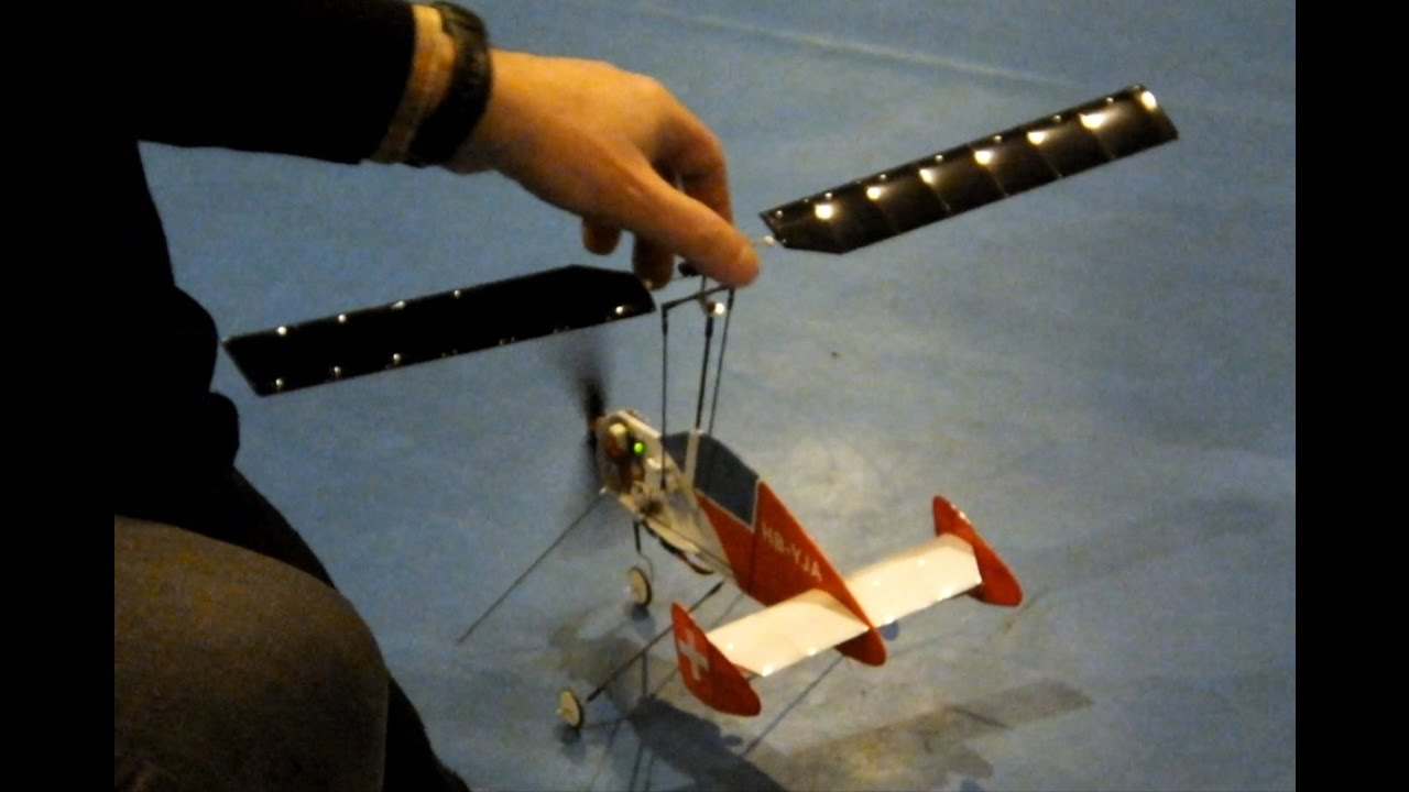 Mini r/c Autogyro JT-9: a two-blade, low-weight model for indoor fun-fly by  jose schweiz
