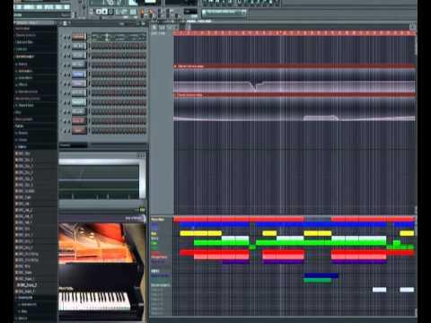 Faith Evans - Gone Already FL STUDIO REMAKE (Instrumental)