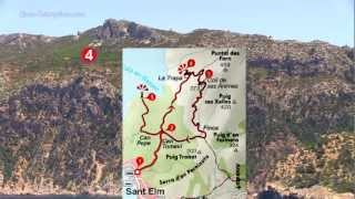 Hiking on Mallorca, Chapter 1, High Definition Video 1080p by Canon Legria / Vixia HF G10