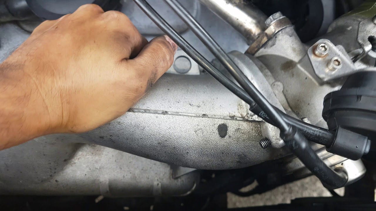 VW T5 2 5TDi AXD Engine Code - Noise from EGR?