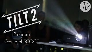 Tilt 2 Premiere + Flatland Game of SCOOT │ The Vault Pro Scooters
