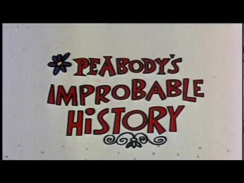 Peabody & Sherman ( 3 different Intros )
