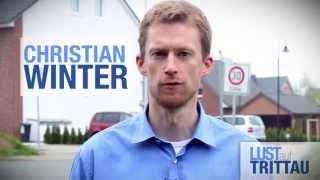 Christian Winter - LUST AUF TRITTAU - Querung Gadebuscher Str.