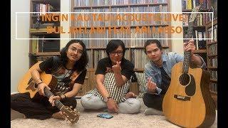 Download Lagu Dul Jaelani Feat. Ari Lasso - Ingin Kau Tau (Acoustic Live) mp3