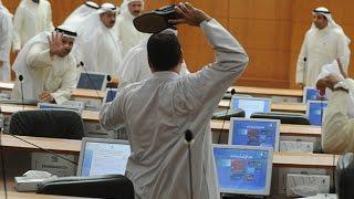 بالفيديو| مشاجرة بالنعال في البرلمان الكويتي