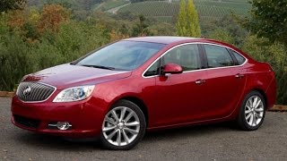 2015 Buick Verano Start Up and Review 2.4 L 4-Cylinder