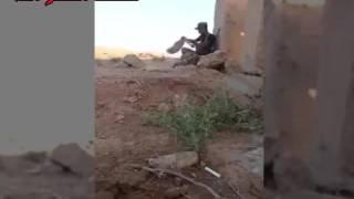 Bir Iraklı askerin IŞIDli keskin nişancıyla imtihanı