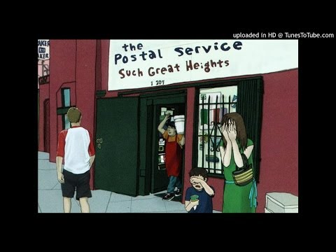 The Postal Service - Such Great Heights (8-bit remix) mp3