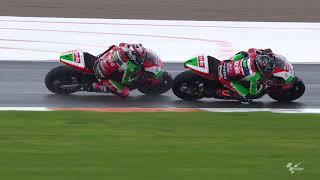 Aprilia in action: 2018 Gran Premio Motul de la Comunitat Valenciana