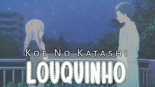 Baixar LOUQUINHO — JÃO | Letra | Koe No Katashi