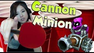 CANNON MINION! - League of Legends Funny Stream Moments #47