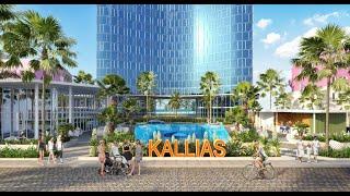 Phân phối dự án KALLIAS COMPLEX CITY