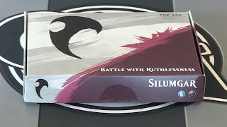 Mtg - Dragons Of Tarkir Prerelease: Silumgar Unboxing