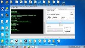 all MTK CPU mobile repair by CM tool in Hindi