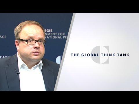 Techau on the Future Role of Central Europe