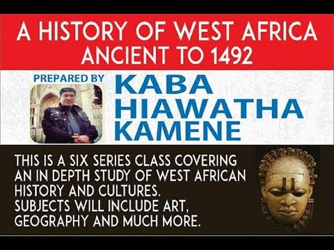 Ancient West Africa - A Brief History